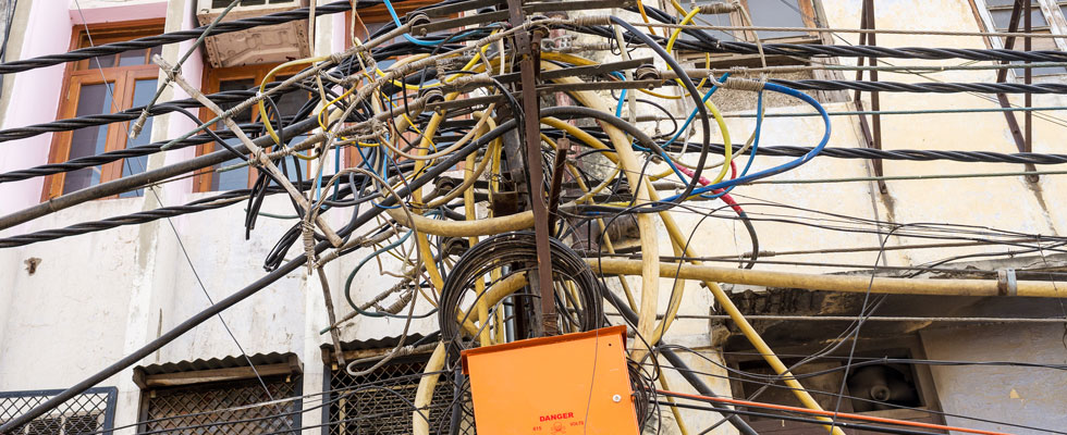 и ремонт силового кабеля